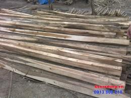 xà gồ gỗ keo - goxaydung.vn