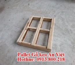 Pallet gỗ AV 04 - Giá cực tốt
