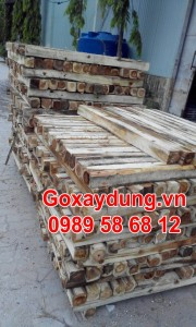 Cục kê gỗ thông gỗ keo goxaydung.vn