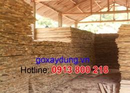Ván cốp pha gỗ thông - Goxaydung.vn