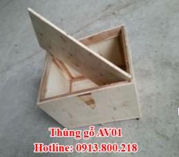 Thùng gỗ An Việt